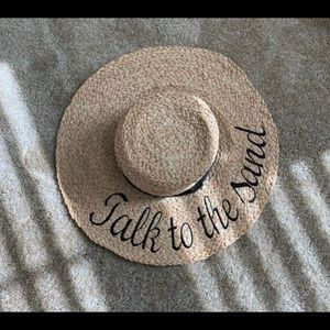 Talk to the Sand Hat